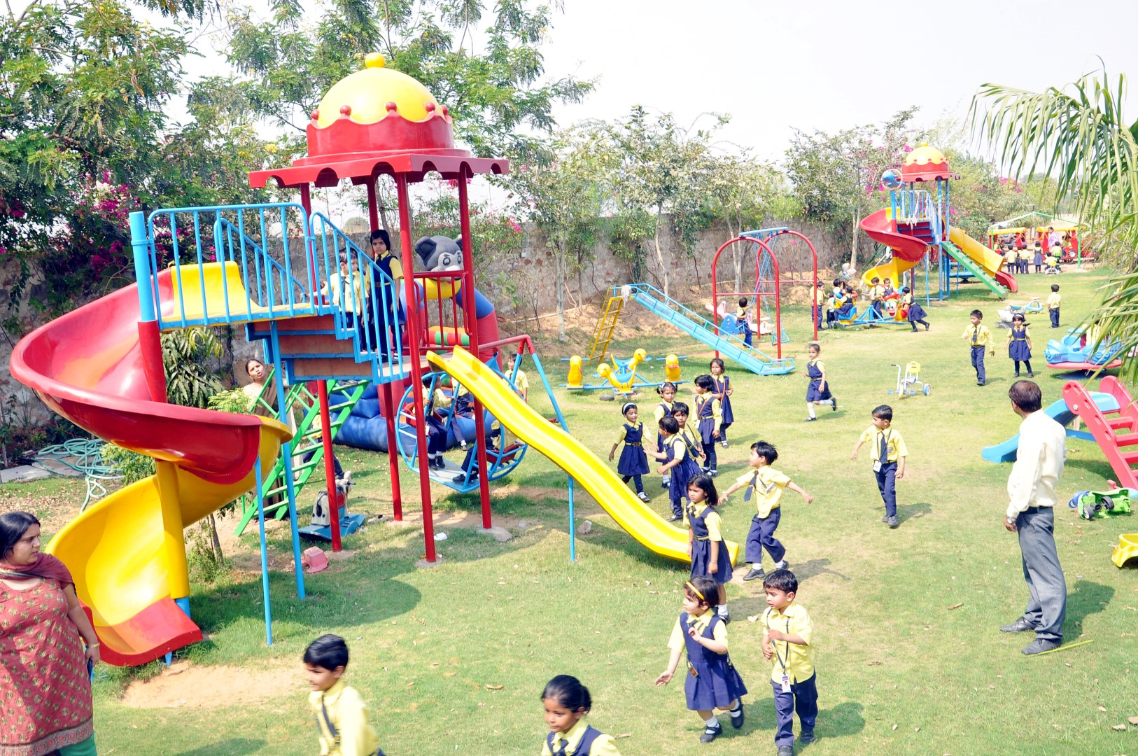 best schools in gangapur,