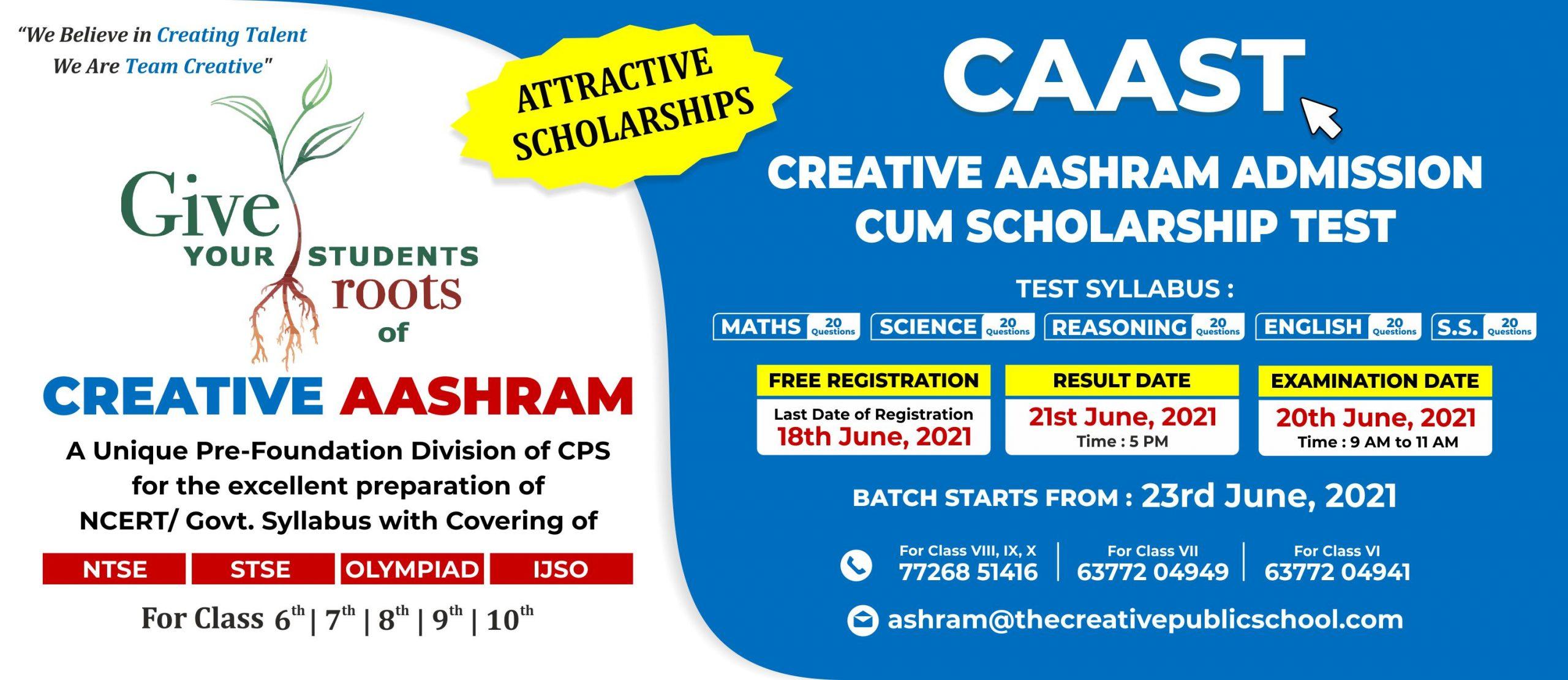 Creative-Aashram-Website Slider